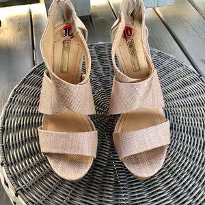 "BCBGeneration Shoes - BCBGeneration Sandal 5.5"" Wedge Platform"